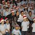 Natal das Luzes reúne 15 mil pessoas no final de semana