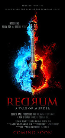 Poster Of Hindi Movie Redrum 2018 Full HD Movie Free Download 720P Watch Online