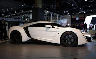 mobil paling mahal di dunia