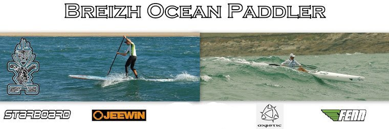 Breizh Ocean Paddler