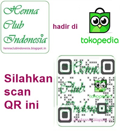 Henna Club Indonesia at Tokopedia