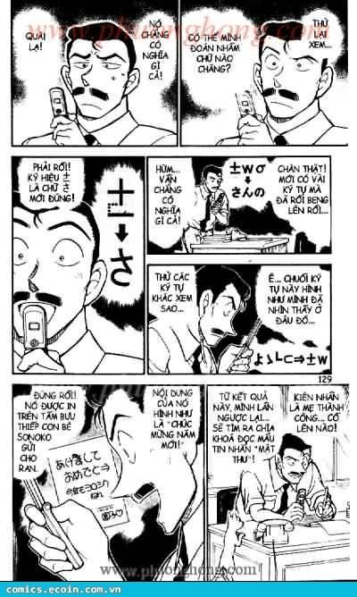 Detective Conan - Thám Tử Lừng Danh Conan chap 529 page 7 - IZTruyenTranh.com