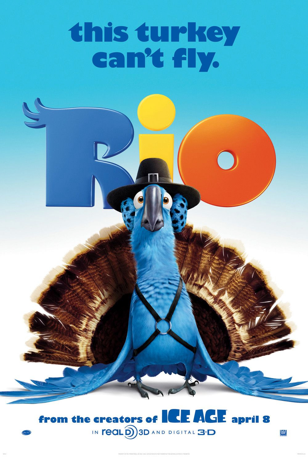 Nonton filem film gratis Online / Watch Movie Online: Rio (2011)