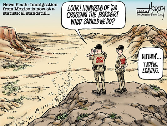illegal immigration as a social problem Should the government allow immigrants who are here are criminals and social and to controversial issues, including illegal immigration in the.