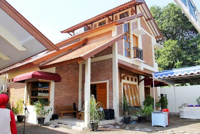 Rumah Tejokusuman dekat Kraton Jogja