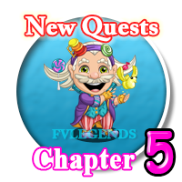 FarmVille Sweet Acres Chapter 5th (5) Quests Icon