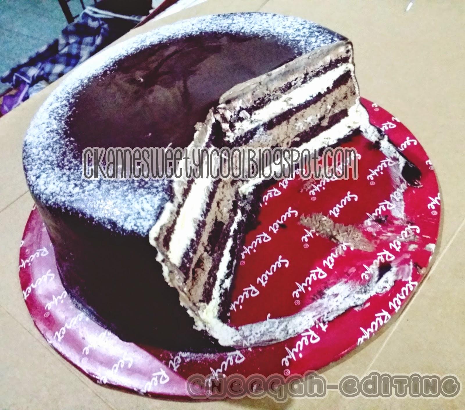 Secret Recipe's Cake