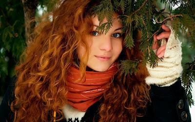Bonita mujer de Rusia - Russian girl