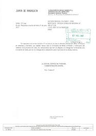 La Consejería nos remite a que preguntemos a la DT en Cádiz el número de personal y funciones en Cá