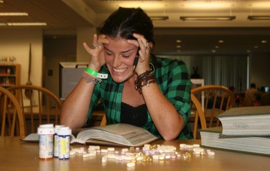 drug addiction university