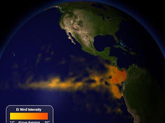 NASA opina que El Niño es el peor  fenómeno de la historia