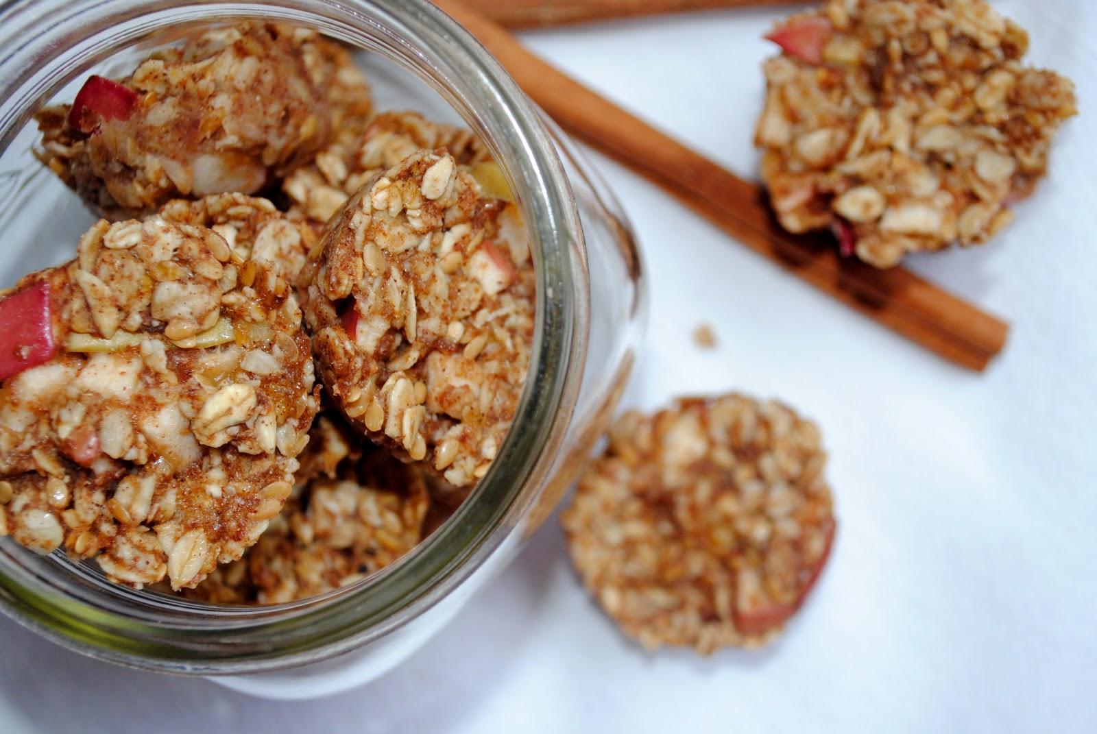 Chewy Granola Balls Recipes — Dishmaps