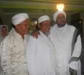 Habib Syekh, KH Hanif M, KH Abd HAdi