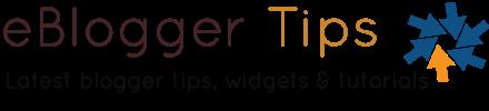 eBlogger Tips
