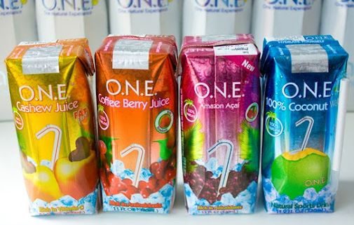 where to buy coconut water (O.N.E.)
