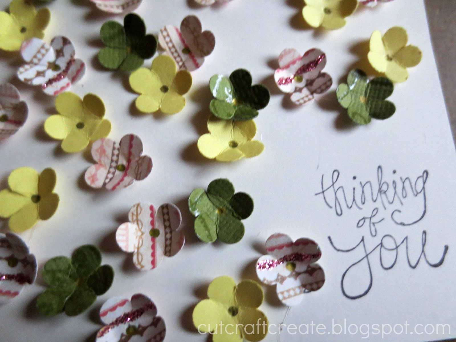 Cut Craft Create Paper Flowers To Show You Care Giveaway Winner