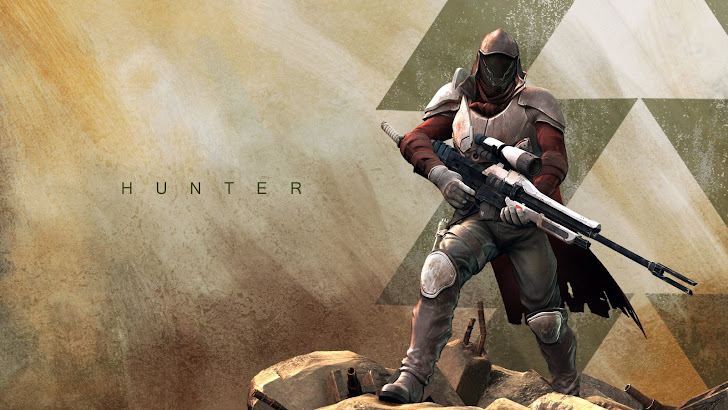 Hunter Destiny Guardian