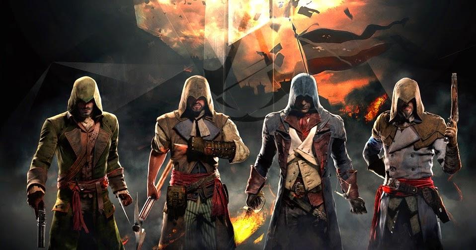 Assassins Creed Unity Traz O Melhor Contexto Histrico E Modo Multiplayer Xbox Blast