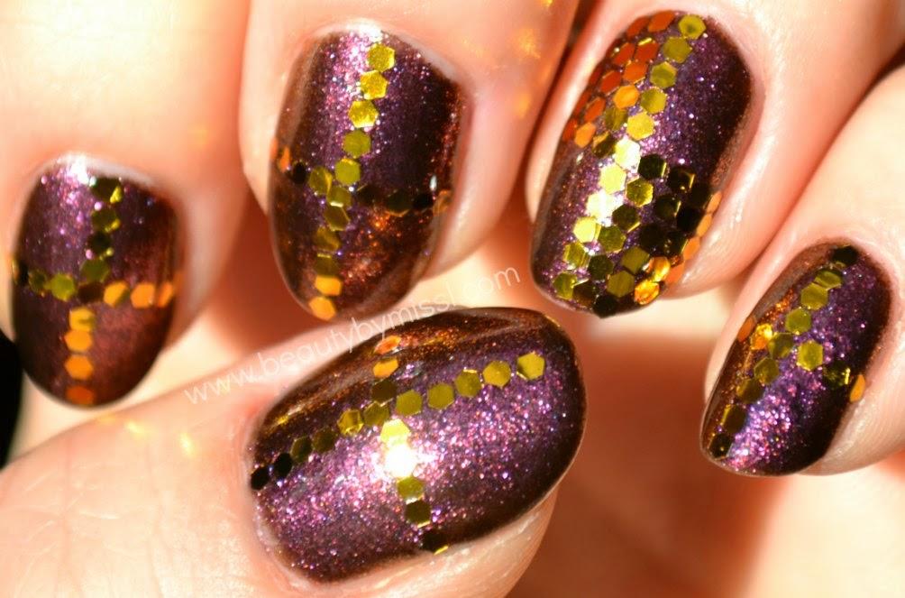 nail art, N.Nail 1.5mm glitter, KKCenterHk, Models Own
