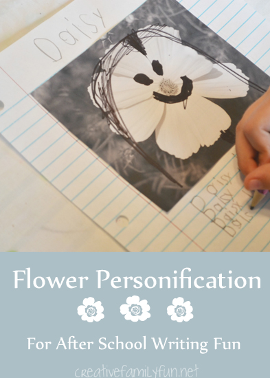 what is personification in writing