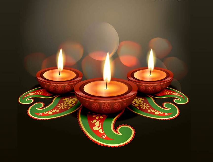 Diwali festival animated images