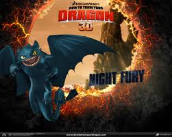 How to Train Your Dragon Cartoon Film