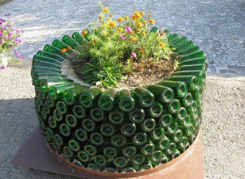 Homemade things to make garden diy ideas for Making things for the garden