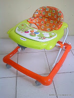 Baby Walker BabyDoes CH1060 Singing Bird dan ABC Melodies Music