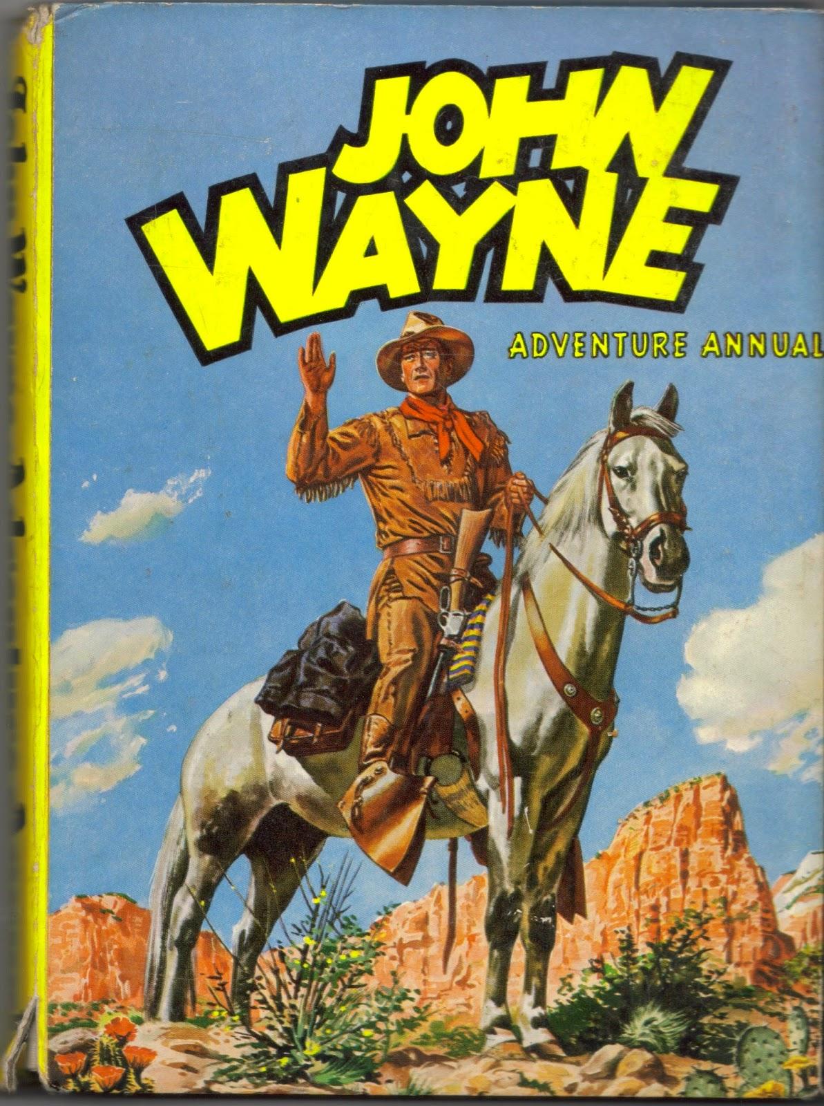 John Wayne annual