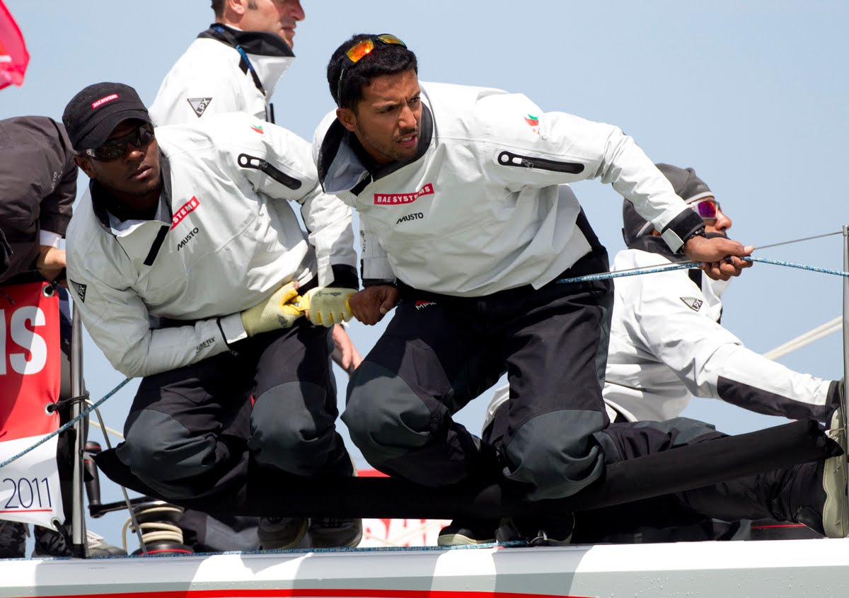 ... class international teams, in the M34 class, a new class of boat for the ...