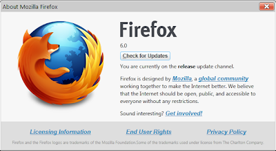 Firefox 6: Release Date and FTP Download now available