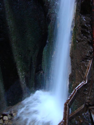 cascada in Canionul Sapte Scari, Muntele Mare