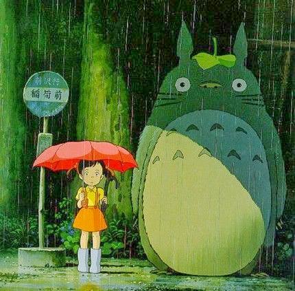 image de mon voisin Totoro