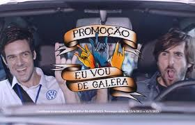 Promoção  Volkswagen rock in rio