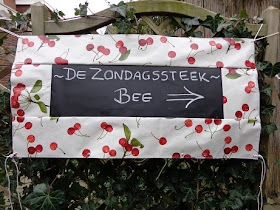 Welkom bij ~ De Zondagssteek ~ Inloop Bee