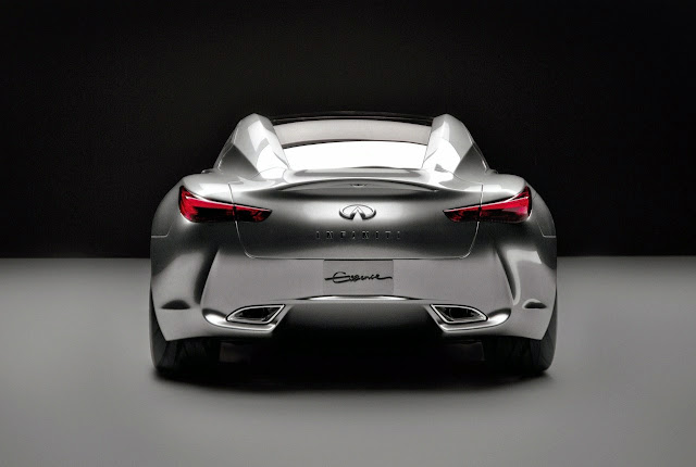 New Infiniti Essence Concept Design And Performance