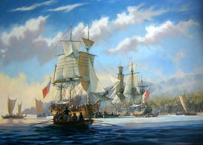 the history of the discovery of the hawaiian islands by captain james cook He is credited as the first european to discover the hawaiian islands  captain james cook  containing an authentic and complete history of captain cook.