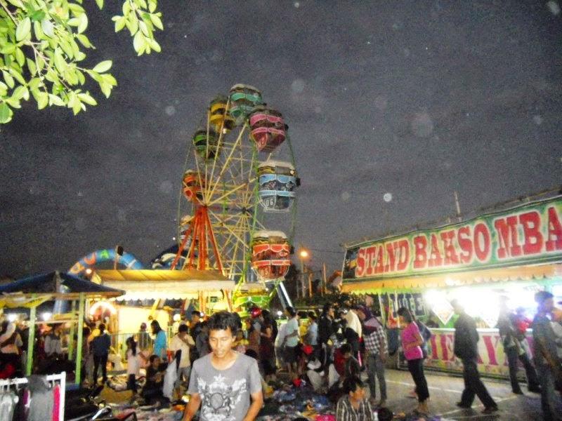 Pasar Malam, Hiburan Rakyat Yang Murah Dan Menyenangkan