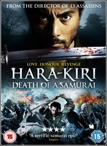 Download  Hara Kiri: Death of a Samurai BRRip AVI + RMVB Legendado