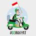 Jokowi Turun Tangan, Larangan Ojek Online Dibatalkan