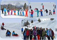 Excursión a la nieve 2018