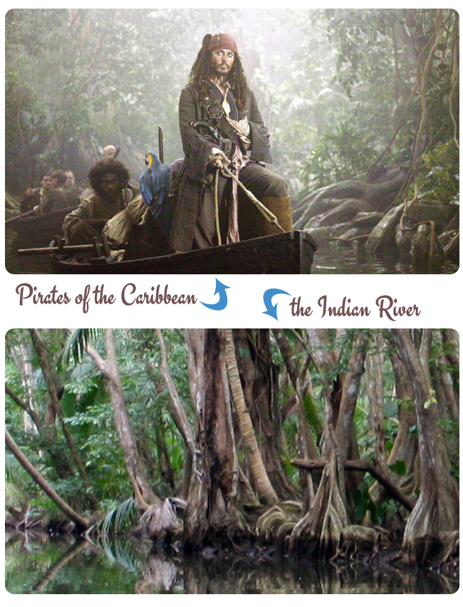 Pirates of the Caribbean Indian River