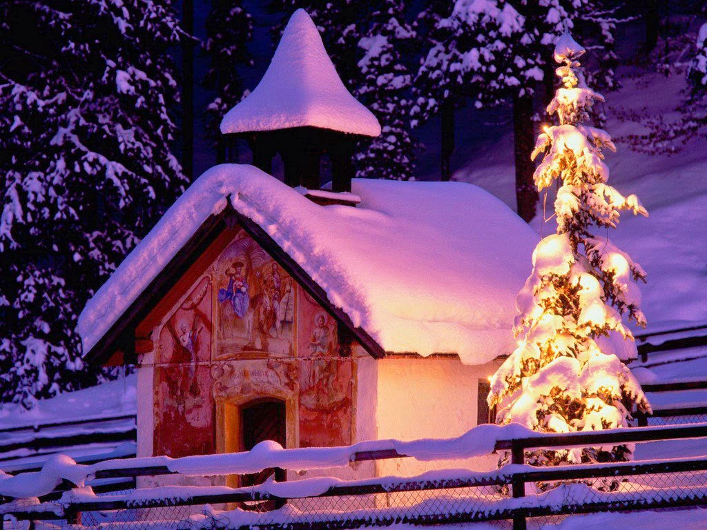 Ltest Beautiful Snowfall Pictures HD Wallpapers Free Download