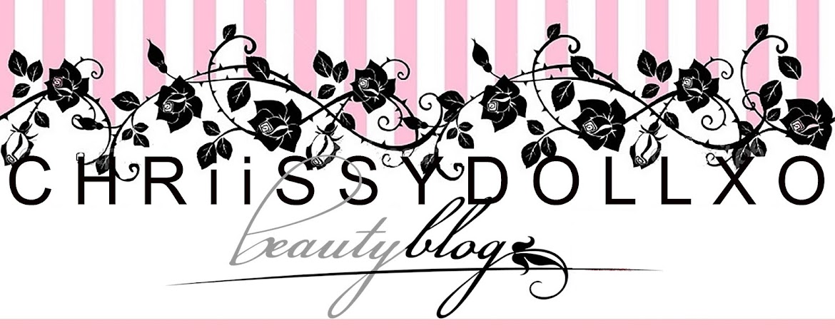 . C H R i i S S Y D O L L X O - Beauty, Fashion and Lifestyle Blog .
