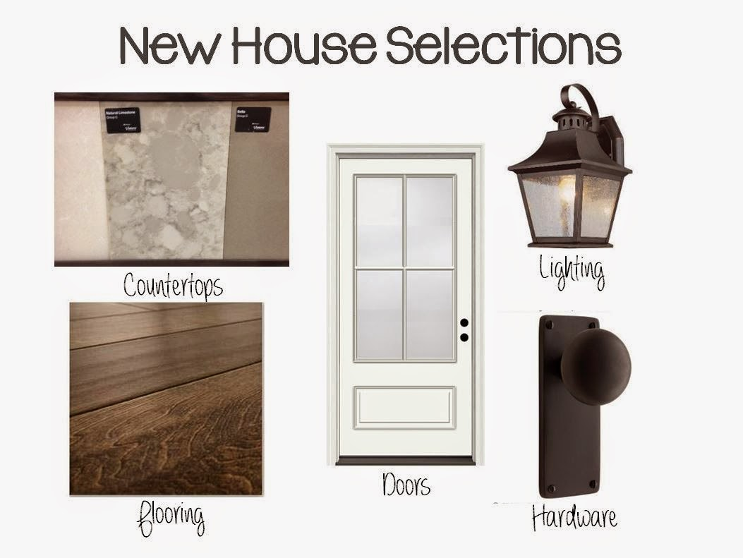 New House Selections