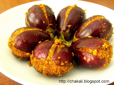 eggplant recipe, bharali vangi, vange recipe, brinjal recipe, stuffed eggplant recipe, stuffed bringal recipe, Healthy Recipe, Target, Food