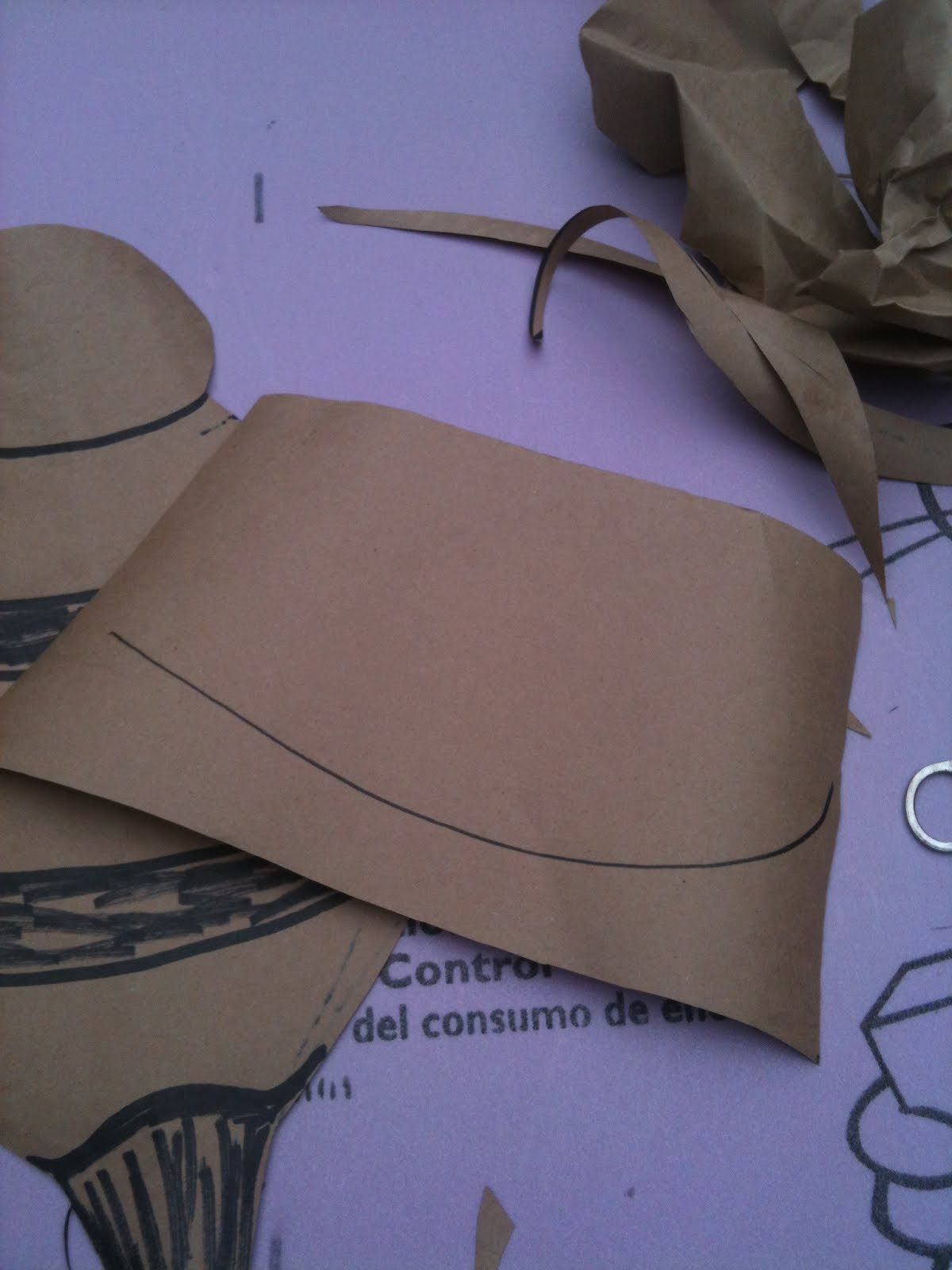 creative construction how i make a pattern for styrofoam cut outs