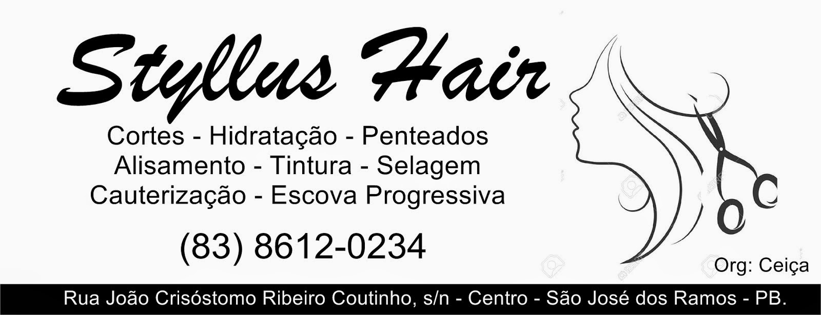 Vá para Styllus Hair