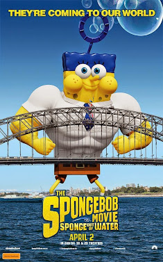 Anh Hùng Lên Cạn The SpongeBob Movie: Sponge Out of Water