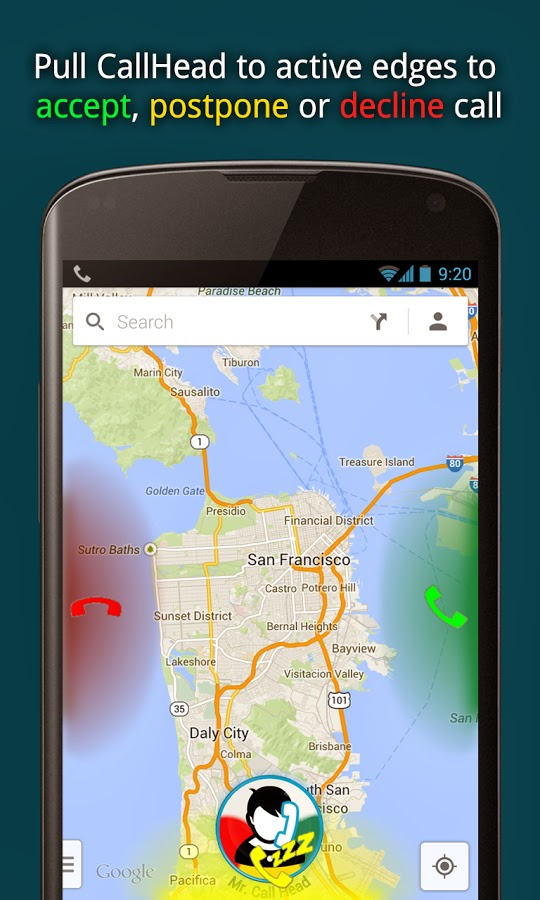 CallHeads - phone call app v1.5
